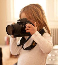 A serious photographer
