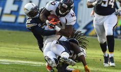 Broncos waive three players = The reigning Super Bowl champs are perfecting their roster, which means some players will get the pink slip. Such was the case on Friday as the Denver Broncos have waived cornerback John Tidwell, as well as.....