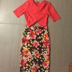 Cutout Midi Dress Cutout on the midriff and back, midi-length hem. Super cute for date night or wedding Dresses Midi