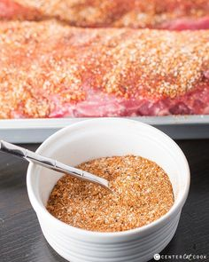 A super simple dry rub recipe that's perfect for ribs, chicken, pork, and brisket! This dry rub is the perfect combination of spices that will take your grilling to the next level!