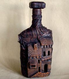 Подарки для мужчин, ручной работы. Ярмарка Мастеров - ручная работа сказочный городок. Handmade.