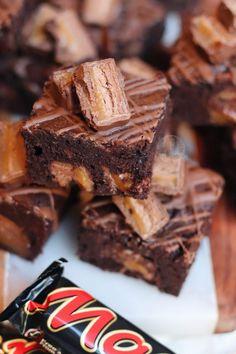 Mars Bar Brownies! - Jane's Patisserie