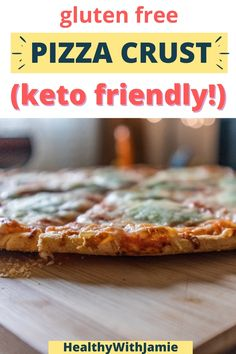 Who doesn't love a good pizza and extra points when it counts as Keto! This gluten free pizza is by far my most popular recipe I've shared and I think you will love it too. Let me know how this low carb, keto friendly pizza turns out for you. #keto #glutenfree #pizzarecipe #lowcarb Gluten Free List, Gluten Free Pizza, Low Carb Pizza, Low Carb Keto, Cooking Stone, Most Popular Recipes, Good Pizza, Pizza Recipes, Glutenfree