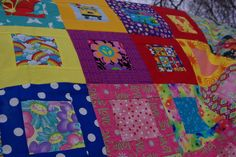 Sane, Crazy, Crumby Quilting Bright Quilts, Ufo Sighting, Quilting, Blanket, Fat Quarters, Blankets, Jelly Rolls, Cover, Comforters
