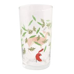 Harper + Oldham Deer + Fox Glass - Patterns & Collections