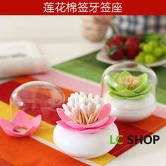 Buy 'Lazy Corner – Lotus Toothpick Holder' with Free International Shipping at YesStyle.com. Browse and shop for thousands of Asian fashion items from China and more!