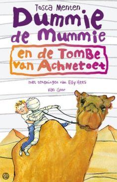 Alle Dummie de Mummie boeken zijn leuk bij dit thema. Vele ook als luisterboek via www.superboek.nl