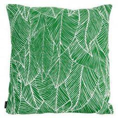 Rainforest Print Cushion