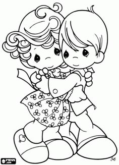 precious moments 53 coloring page for kids and adults from cartoons coloring pages precious moments coloring pages