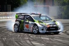 Monster-Energy-et-Ken-Block Gymkhana-GRID Monster-Energy-et-Ken-Block-