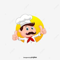 Cartoon Chef, Food Cartoon, Dream Background, Christmas Background, Cooking Movies, Watercolor Flower Background, Painting Lamps, Logo Restaurant, Flower Backgrounds