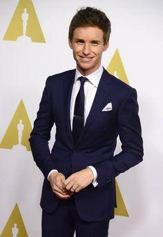 87th Academy Awards Oscars Eddie Redmayne