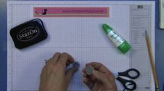 She has 3 of the best tutorials for converting wood mount stamps to clear mount. This is Part lll, which covers stamps that are already mounted to wood, and how you can have the image on the stamp with clear 4mm vinyl cling.