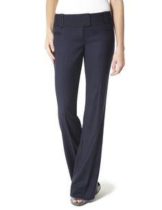 Limited Drew Folded Belt Loop Flare Pant! Love these pans!