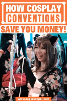As cosplayers, we usually think that going to a con + staying at a hotel = wasting money. While that is true in many situations, in some cases we are actually saving money. Here me out... Easy Cosplay, Awesome Cosplay, Cute Cosplay, Cosplay Outfits, Anime Conventions, Cosplay Armor, Save Your Money, Save Yourself, Saving Money
