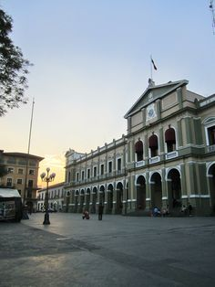 Palacio Municipal, Córdoba