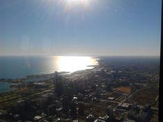 Chicago desde sky deck