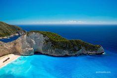 Lua de Mel na Grécia, em Zakynthos. - OMG I'm Engaged