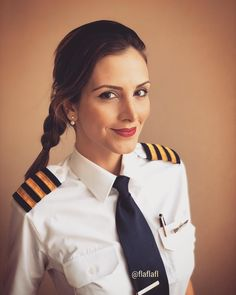 Girls White Shirt, Female Pilot, Cabin Crew, Flight Attendant, Portraits, Gorgeous Women, Going Out, Glamour, Clothes For Women
