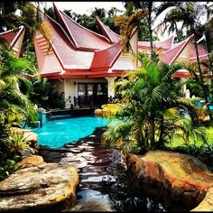 Honeymoon Resort--- Panviman Koh Chang Resort in Koh Chang, จังหวัดตราด