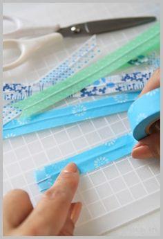 マスキングテープの新しい使い方| ウーマンエキサイト みんなの投稿