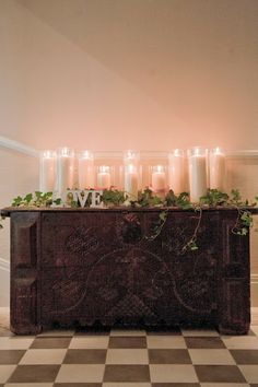 Blog de Organización de Bodas - Wedding Planner Madrid - Decoración Boda con Velas