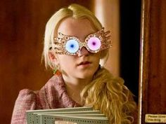 Harry Potter ☆ Luna Lovegood ☆