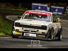 Glasbachrennen 2015 -  Opel Kadett C Coupé  - Roman Sonderbauer - Onboard - YouTube