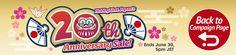 HobbyLink Japan started their anime figure sale for their 20th anniversary. - http://ift.tt/2szmjDq