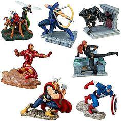 Disney Exclusive Marvel 7Pack The Avengers Figurine Playset Disney http://www.amazon.com/dp/B007A3IZ70/ref=cm_sw_r_pi_dp_7yC5vb0YN4ZHC