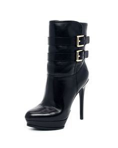 MICHAEL Michael Kors  Mae Buckle Boot.