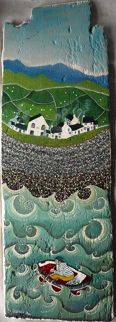 Yn ei chanol hi by Valériane Leblond, via Flickr
