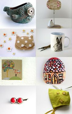 Gifts for her by BarbaraBi on Etsy--Pinned with TreasuryPin.com