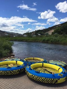 If you are looking to cool off, check out one of Colorado's 6 lazy (and not-so lazy) rivers that are perfect for tubing on a summer's day. *** You can find more details by visiting the image link. Road Trip To Colorado, Colorado Hiking, Vail Colorado, Boulder Colorado, Snowshoe, Colorado Springs, Alberta Canada, Rafting, Honduras