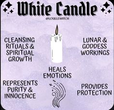 Witch Spell Book, Witchcraft Spell Books, Candle Magic, Candle Spells, Candle Meaning, Witchcraft For Beginners, Herbal Magic, Color Magic, Modern Witch