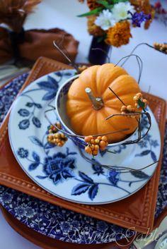 Autumn High Tea