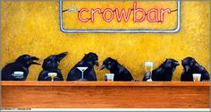 Crowbar - by Will Bullas