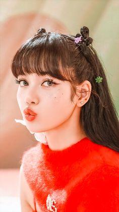 Blackpink Jisoo, Kpop Girl Groups, Kpop Girls, Lisa Blackpink Wallpaper, Cream Wallpaper, Lisa Bp, Black Pink Kpop, Blackpink Photos, Blackpink Fashion
