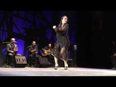 Anabel Veloso bailando Taranto en la Final del Cante de las Minas 2016 - YouTube