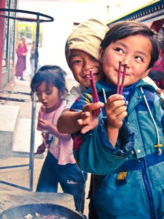 Come take mine!@Gangtok, India