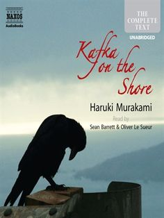 Kafka On The Shore by Haruki Murakami #LVCCLD