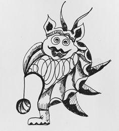 Sketchbook beast)