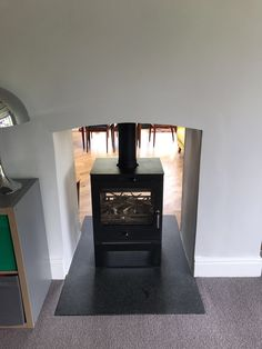 The Bohemia 60 is a double sided stove - great for spaces such as this one. Double Sided Stove, Stoves, Wood Burning, Accessories, Home Decor, Bohemia, Homemade Home Decor, Woodburning, Ovens