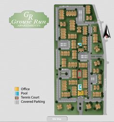 7 Best Site Maps Images In 2012 Apartment Communities Site Map Map