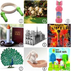Healthy and inspired easter gifts examiner articles pinterest shower of roses 100 easter basket stuffers catholic gift ideas plus a negle Choice Image