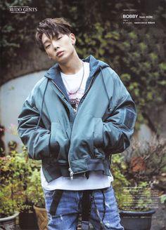 Share your favorite asian celebs/models/influencers outfits :giggle: [IMG] [IMG] [IMG] [IMG] Bobby, Deadpool, Ikon Member, Kim Jinhwan, Ikon Debut, Ikon Wallpaper, Rain Jacket, Bomber Jacket, Fandom