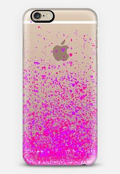 sparks of magenta iPhone 6 case by Marianna | Casetify