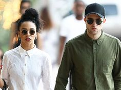 Robert Pattinson and singer FKA twigs have reportedly called off their wedding. Apparently, the 'Twilight' actor fears their families will release all the couple's secrets to the media if they were invited to their wedding. Robert Pattinson Fka Twigs, Saga Twilight, Tone Inner Thighs, Rapper, Drifting Apart, 10 Minute Workout, People News, Hollywood, Thigh Exercises