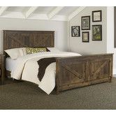 Found it at Wayfair - Farmington Queen Panel Bed