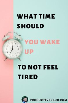 Tool to calculate the time to wake up fresh without feeling tired. A powerful science based guide to know when should you wake up using sleep cycles of 90 min. Ways To Wake Up, How To Wake Up Early, Wake Me Up, Sleep Calculator, Understanding The Times, Week Schedule, Stress Relief Tips, Tired Eyes, Getting Up Early
